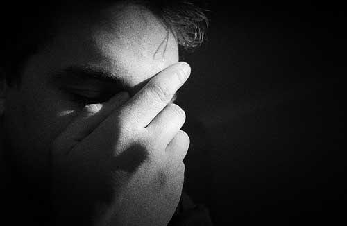 la dépression existe aussi chez l'homme