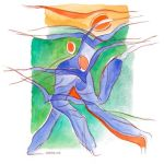 Le logo du colloque 2012 de psychologie biodynamique
